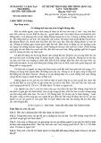 Đề thi thử THPT Quốc gia 2019 môn Ngữ văn lần 1 có đáp án - Trường THPT Bỉm Sơn