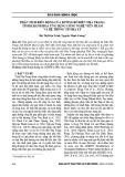 Phân tích biến động của đường bờ biển Nha Trang, tỉnh Khánh Hoà ứng dụng công nghệ viễn thám và hệ thông tin địa lý - Bùi Thị Kiên Trinh, Nguyễn Mạnh Cường