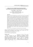 Effects of nano copper used in seed treatment for germination, growth, and productivity of maize
