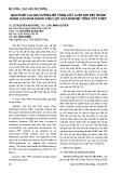Giải pháp lai gia cường bê tông cốt lưới sợi dệt nhằm nâng cao khả năng chịu lực của dầm bê tông cốt thép