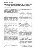 Kiến nghị về tính toán cốt đai chịu cắt của dầm bê tông cốt thép chịu lực tập trung theo SP63.13330.2012