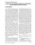 Nghiên cứu thực nghiệm ảnh hưởng của gạch bê tông đến cường độ chịu nén của khối xây