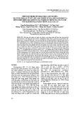 Thiết kế probe để khai thác gen mã hóa pectinesterase từ dữ liệu giải trình tự DNA metagenome và đồng biểu hiện gen GPECS1 của vi khuẩn trong dạ cỏ của dê với chaperone pG-KJE8 trong Escherichia coli