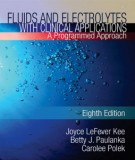 Clinical application in fluids and electrolytes (Eighth edition): Part 2