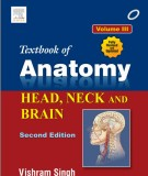 Head, neck and brain - The textbook of anatomy (Volume 3 - Second edition): Part 1