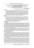 Quy tắc giá trị tỷ lệ biên tập và Scamin trong biên tập hải đồ điện tử hàng hải