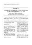 Dự báo tác động của Hiệp định Đối tác xuyên Thái Bình Dương tới đầu tư trực tiếp nước ngoài tại Việt Nam