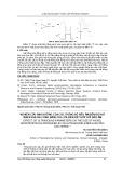 Nghiên cứu ảnh hưởng của các thông số siêu âm đến độ hạt niken khi gia công bằng tia lửa điện kết hợp với siêu âm