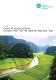 Khung kế hoạch quốc gia chương trình hợp tác GGGI -  Việt Nam 2016 - 2020