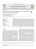 Comprehensive evaluation method for user interface design in nuclear power plant based on mental workload