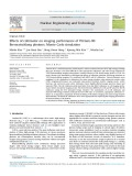Effects of collimator on imaging performance of Yttrium-90 Bremsstrahlung photons: Monte Carlo simulation