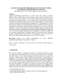 A study of logistics performance of manufacturing and import-export firms in Vietnam