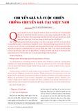Chuyển giá và cuộc chiến chống chuyển giá tại Việt Nam