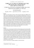 Nghiên cứu tác động của hội đồng quản trị đến hành vi quản trị lợi nhuận: Bằng chứng tại Việt Nam