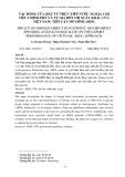 Tác động của đầu tư trực tiếp nước ngoài, chi tiêu chính phủ và tỷ giá đối với xuất khẩu của Việt Nam: Tiếp cận mô hình ARDL