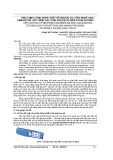 Ứng dụng công nghệ thiết kế ngược và công nghệ CAD/CAM/CNC để lập trình gia công khuôn vỏ điện thoại di động