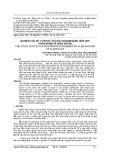 Nghiên cứu xử lý nước thải dệt nhuộm bằng hỗn hợp phèn nhôm và phèn sắt(III)