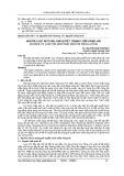Nguồn luật áp dụng giải quyết tranh chấp hàng hải