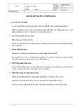Chỉ số KPI quản lý đơn hàng