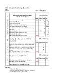 Chỉ số KPI vị trí Trưởng phòng Kế toán - Kế toán trưởng