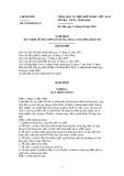 Thông tư 153/2010/TT-BTC về hóa đơn bán hàng hóa, cung ứng dịch vụ