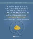The analytical chemical laboratory and task of quality assurance and quality control (Second edition): Part 1