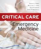 Emergency medicine in critical care: Part 1