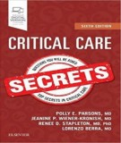 Secrets in critical care (Sixth edition): Part 1