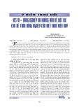 IAS-41 - nông nghiệp và những vấn đề đặt ra cho kế toán nông nghiệp của Việt Nam hiện nay