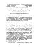 Nhu cầu tin trên hệ thống thư viện điện tử của sinh viên trường Đại học Sư phạm thành phố Hồ Chí Minh