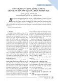 Tổn thương về sinh kế ở các vùng liên quan đến dao động và biến đổi khí hậu
