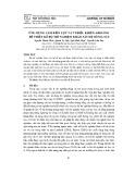 Ứng dụng cảm biến lực và vi điều khiển arduino để thiết kế bộ thí nghiệm khảo sát hệ số ma sát