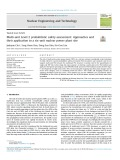 Multi-unit Level 2 probabilistic safety assessment: Approaches and their application to a six-unit nuclear power plant site