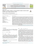 Radioactive iodine analysis in environmental samples around nuclear facilities and sewage treatment plants