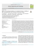 Effects of Zr-hydride distribution of irradiated Zircaloy-2 cladding in RIA-simulating pellet-clad mechanical interaction testing