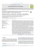 Simulation of reactivity-initiated accident transients on UO2-M5® fuel rods with ALCYONE V1.4 fuel performance code