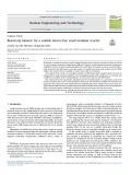 Reactivity balance for a soluble boron-free small modular reactor