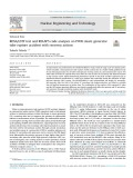 ROSA/LSTF test and RELAP5 code analyses on PWR steam generator tube rupture accident with recovery actions