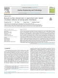 Research on flow characteristics in supercritical water natural circulation: Influence of heating power distribution