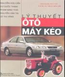 Giáo trình Lý thuyết ô tô máy kéo: Phần 1