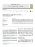 Evaluation of the medical staff effective dose during boron neutron capture therapy using two high resolution voxel-based whole body phantoms