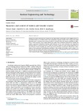 Dynamics and control of molten-salt breeder reactor