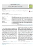 Multilevel acceleration of scattering-source iterations with application to electron transport