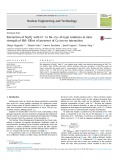 Interaction of NpOþ 2 with Cle in NaeCaeCl-type solutions at ionic strength of 6M: Effect of presence of Ca ion on interaction
