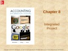 Lecture Accounting information systems: Chapter 8 - Richardson, Chang, Smith