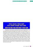 Ứng dụng tích hợp các công nghệ NDT mới kiểm tra ống trao đổi nhiệt ở Việt Nam