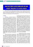 Quan trắc phóng xạ môi trường biển Việt Nam: Thực trạng và giải pháp