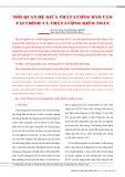 Mối quan hệ giữa chất lượng báo cáo tài chính và chất lượng kiểm toán
