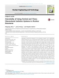 Potentiality of using vertical and threedimensional isolation systems in nuclear structures