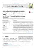 Metal fuel development and verification for prototype generation IV sodium-cooled fast reactor